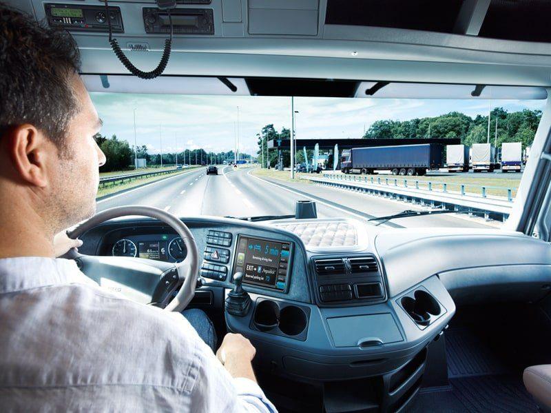 Pueden multar sin parar el vehiculo datos tacografo