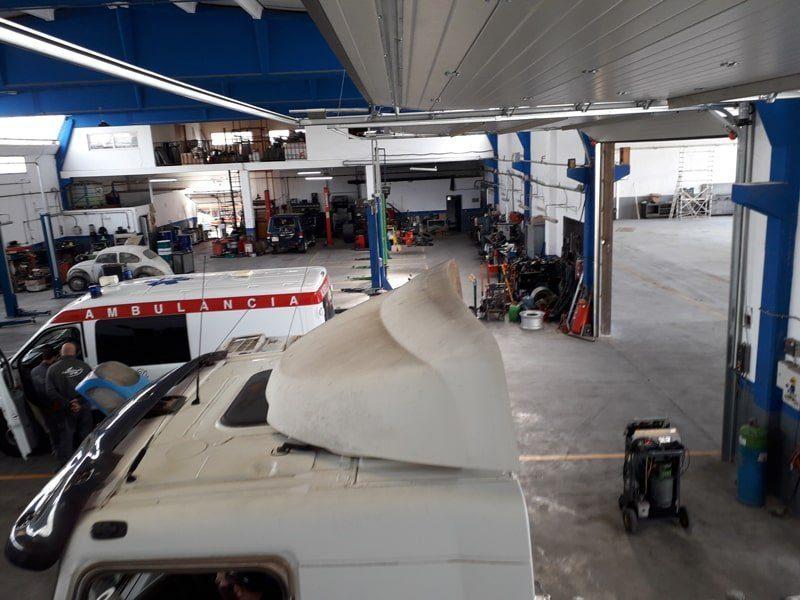 taller dtco camiontur en valencia