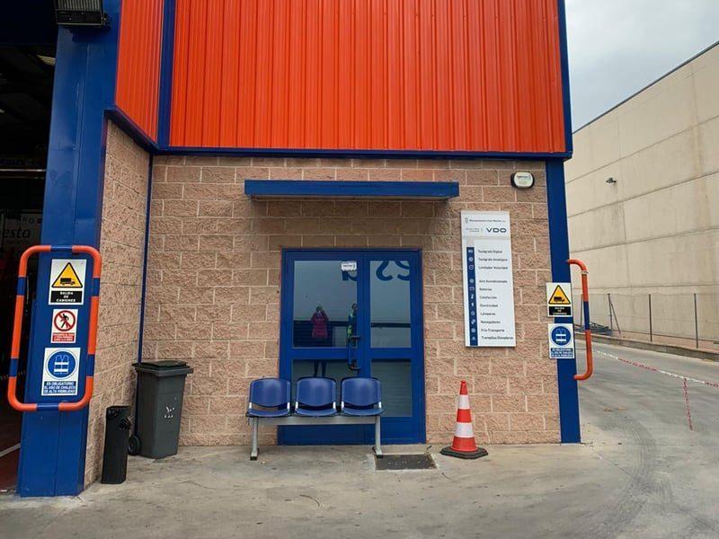 Centro Técnico Frio Pinto taller DTCO+