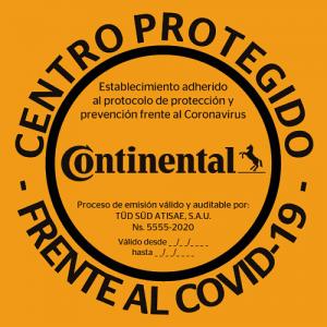 Centro Protegido Frente al COVID-19