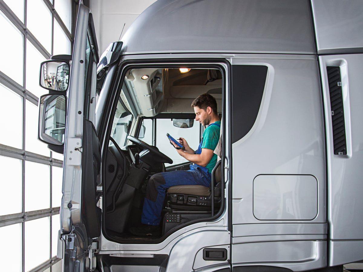 ¿Qué aspectos se controlan sobre el Tacógrafo en una inspección técnica del vehículo?