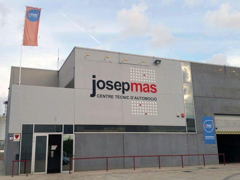 Entrevista Georgina Mas gerente taller Josep Mas