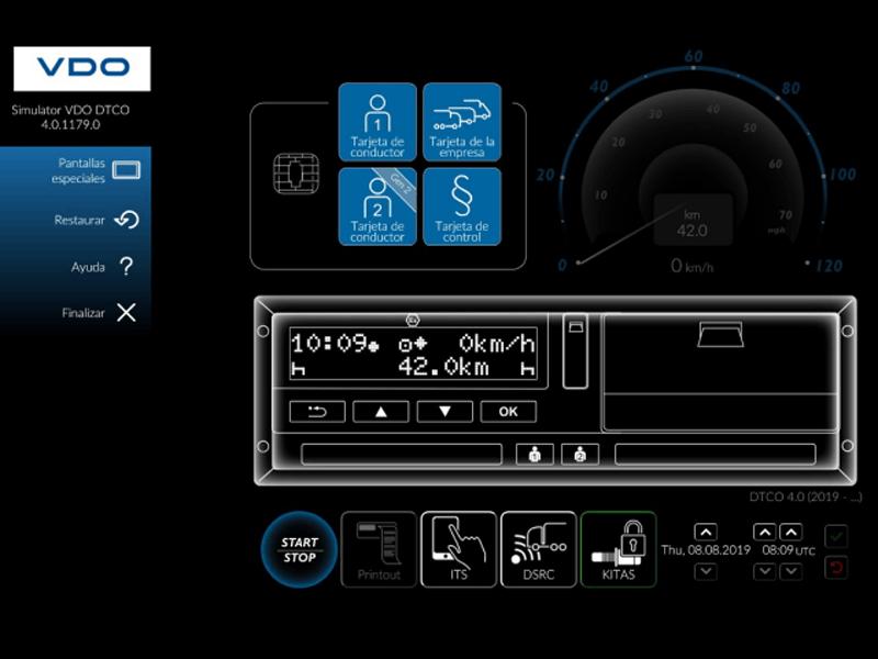 El simulador DTCO, la opción más acertada para formar y motivar a tus conductores