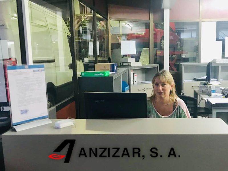 Entrevista a Idoia Arandia Arzallus, gerente de Talleres Anzizar