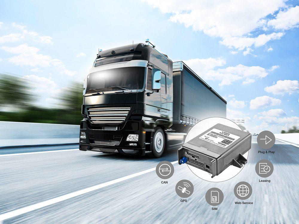 Tecnología punta al servicio de la descarga remota · DLD WRII® de VDO