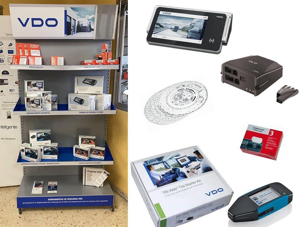 Los expositores de los centros DTCO+ exhiben la tecnología alemana que tu negocio necesita