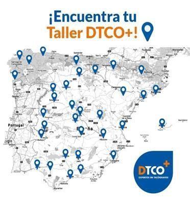 Red de Talleres DTCO+