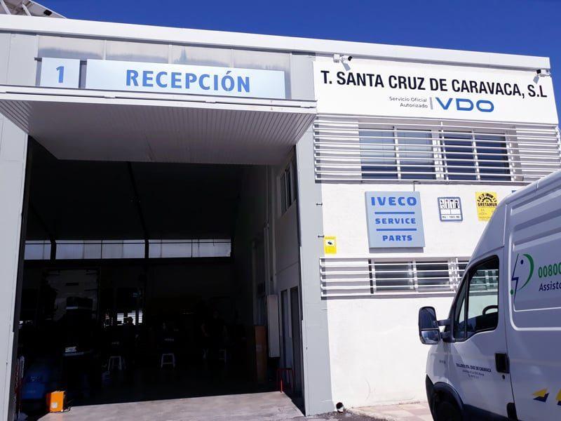 Taller Santa Cruz de Caravaca