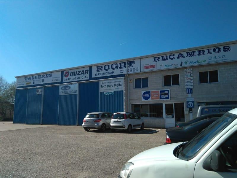 Talleres Roget Expertos en Tacógrafos en Ponteareas
